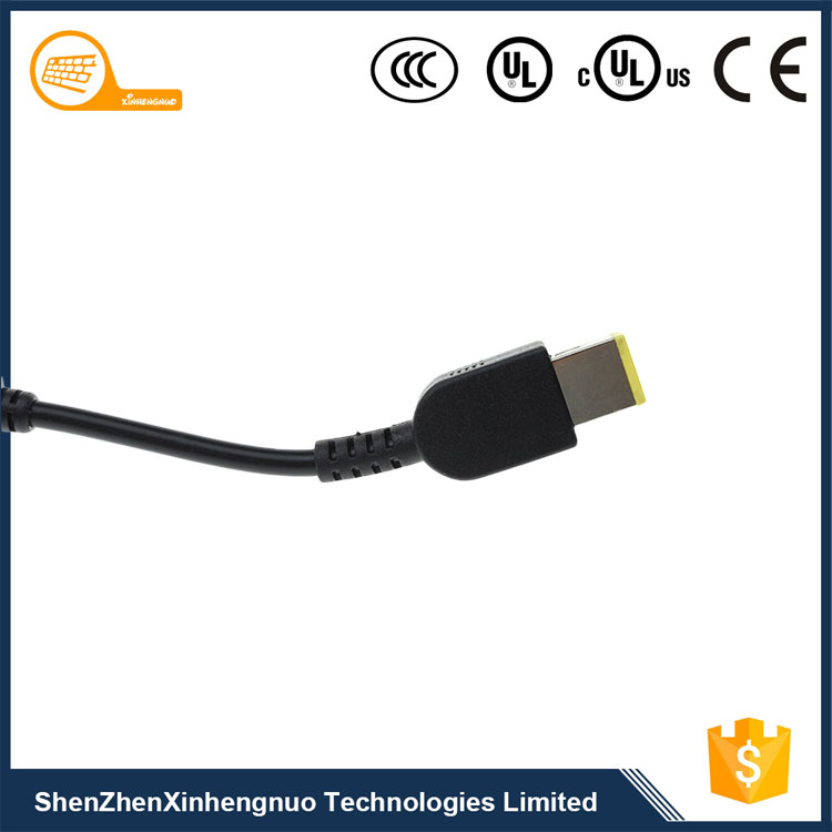 20V 4.5A USB PIN adapter connector for lenovo