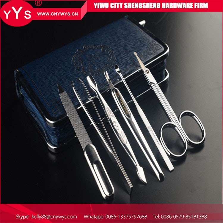 China supplier YYS-830B exquisite manicure set
