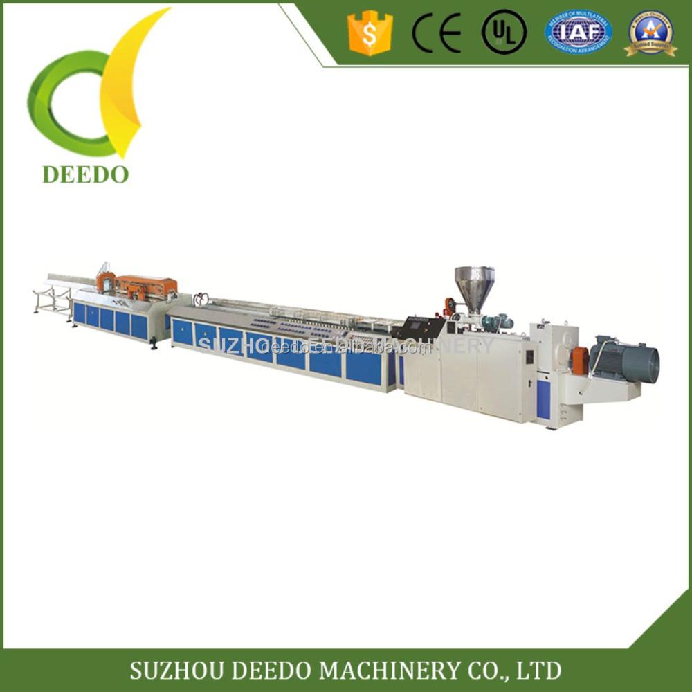 Finden Sie Hohe Qualität Upvc Profil Extrusion Maschine Hersteller ...