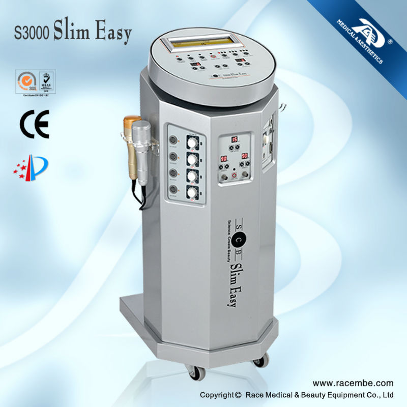 No Side Effect Intensive Revolving Magnetic Fat Loss Slimming Equipment