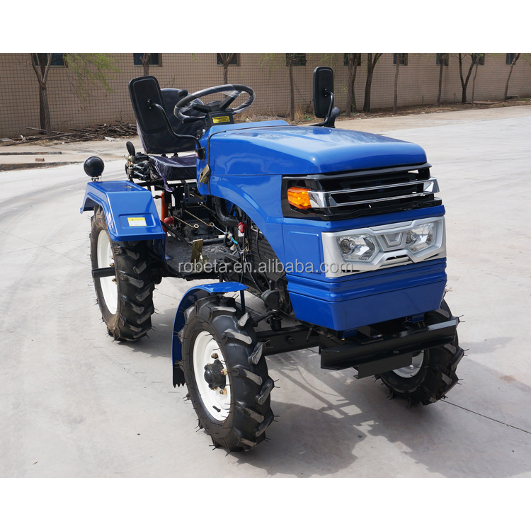 2017 18HP All New 2WD new mini tractors /18hp four wheel mini tractors