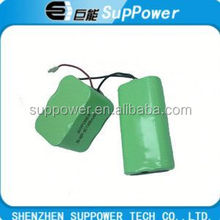 Nimh battery NI-MH SC 3400mAh rechargeable battery Nimh battery CE RoHs