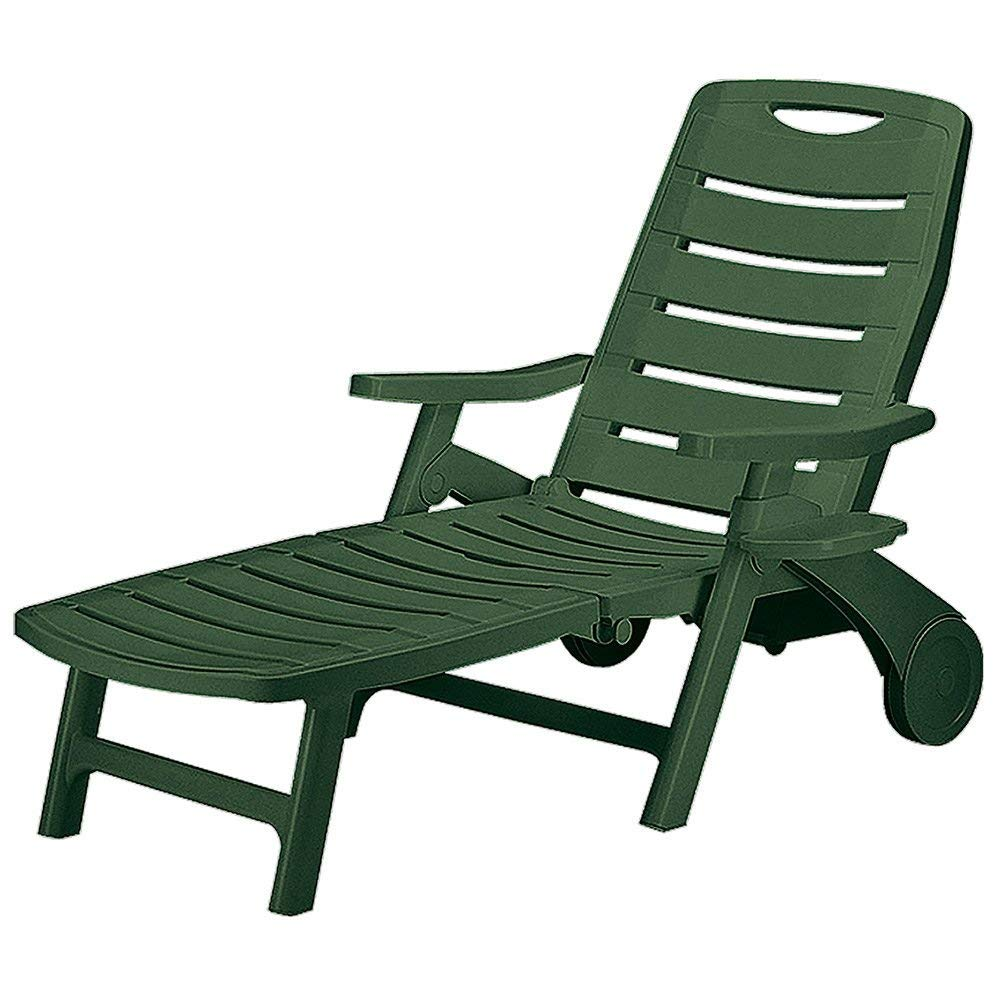 Buy Rolling Folding Five Position Reclining Patio Sun Lounger Chair Deck Chair - Green - S6800V in Cheap Price on m.alibaba.com  sc 1 st  Alibaba & Buy Rolling Folding Five Position Reclining Patio Sun Lounger ...