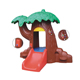 Kindergarten Large Indoor and Outdoor Forest Magic House Magic Tree Slide Game Playhouse Garden Plastic Slide