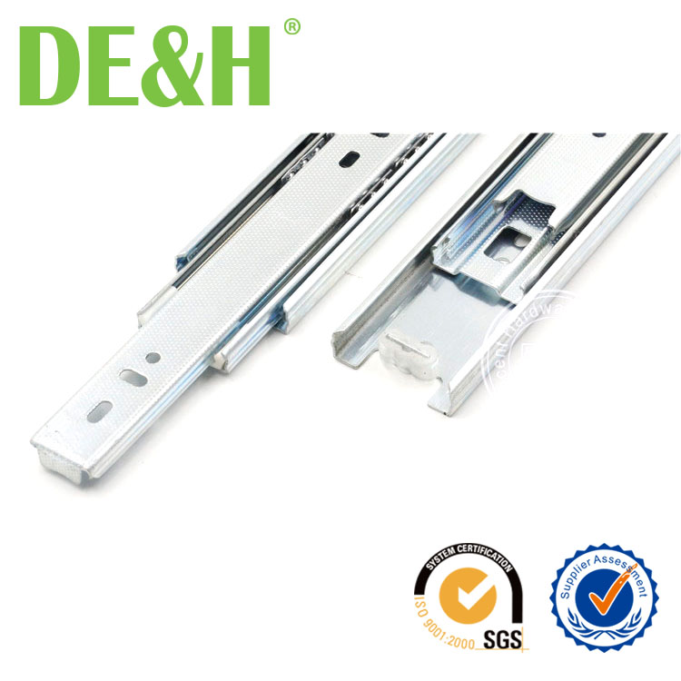 Hettich galvanized sheet material drawer slide