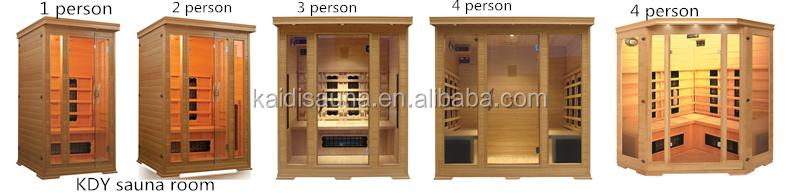 KDY sauna room SCB series