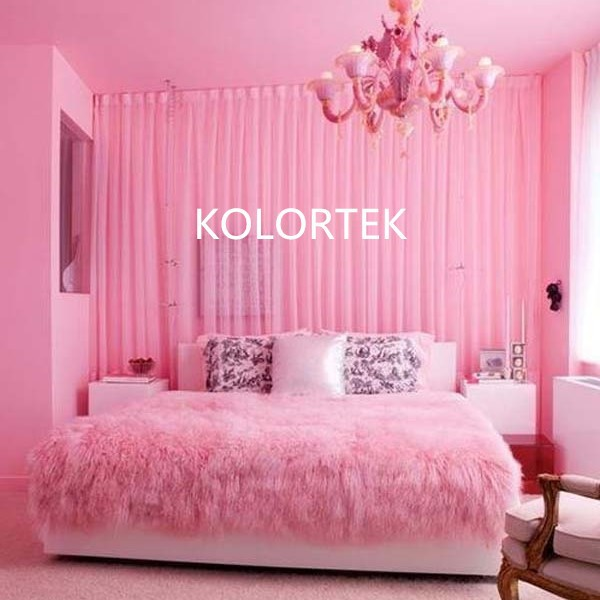 Whole Neon Pink Pigment Wall Paint