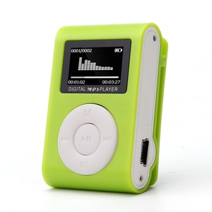 Best hotselling Digital MP3 Player factory price