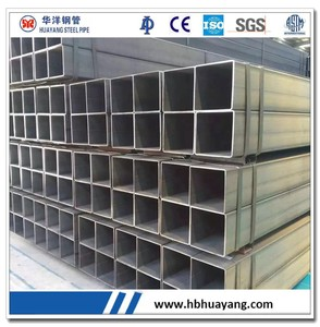 CHS SHS RHS Round Square Or Rectangular Carbon Steel Pipe Price List