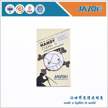 promotion brand logo screen sticky cleaner