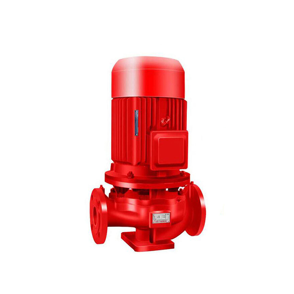quality assured constant pressure fire fighting pump