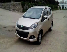 New condition EEC 96v 20kw electric car