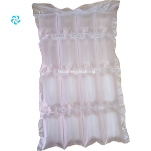 Tube air bubble sheet of delivery protective /air pillow plastic air cushion film