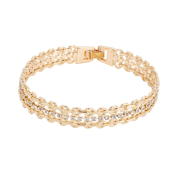 7132 Saudi Arabia Jewelry Gold Fancy Bracelets