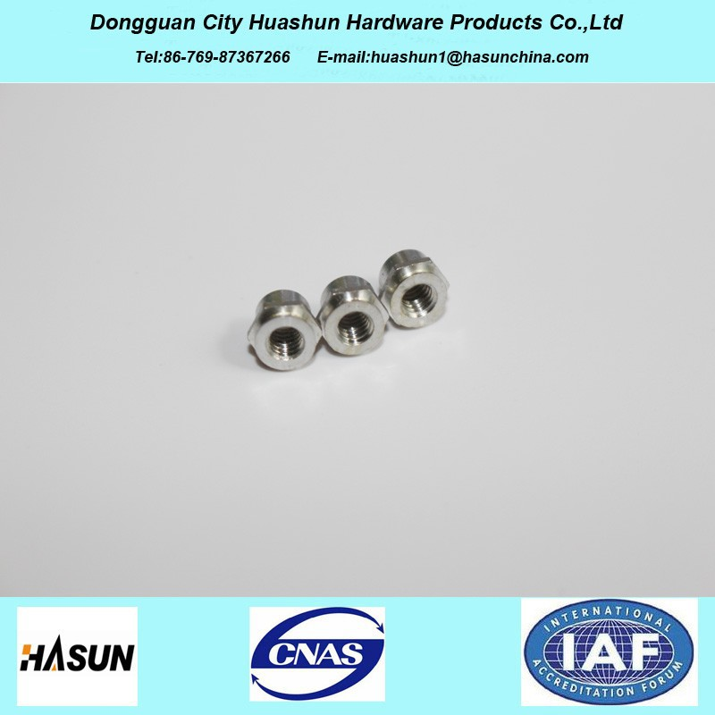Stainless Steel Self Clinching Flush Nut From China Fastener