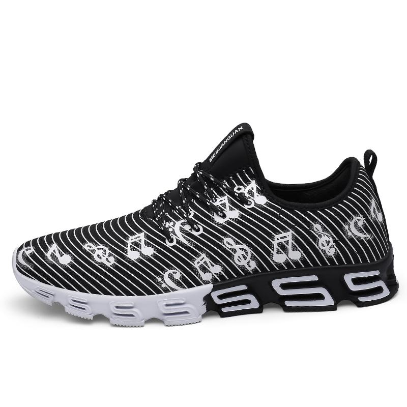 sport running breathable shoes men hot 2018 qzBSvRtFc