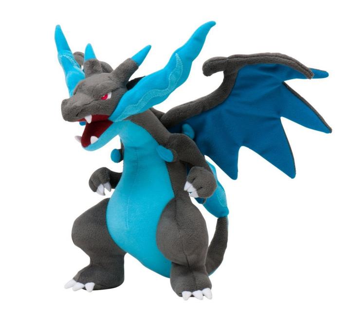Pokémon Center Japon Méga Dracaufeu X En Peluche Poupée En Peluche Buy Poupée En Peluche En Peluchepoupée En Peluche Pokemonpoupée En Peluche Méga