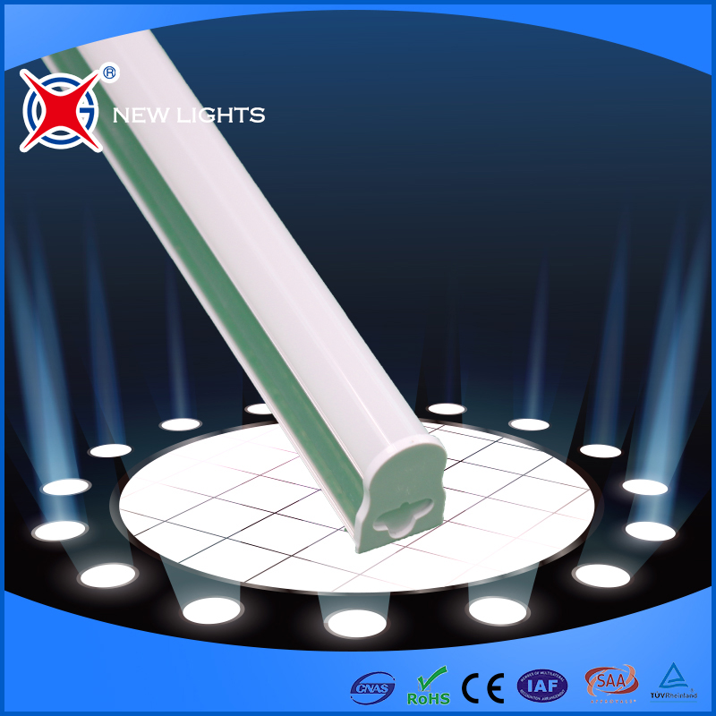 Hot selling high quality CE UL approval integrated T5 led tube light fixture 18w 4ft with 2 years warranty