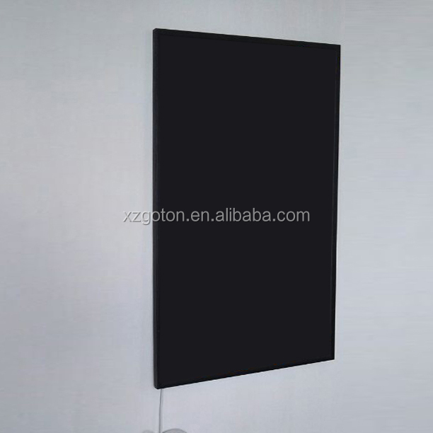 infrared black carbon crystal heating panel heaters popular in European market