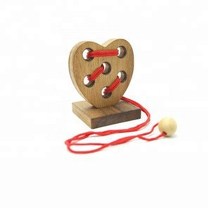 wooden puzzles only one love puzzle