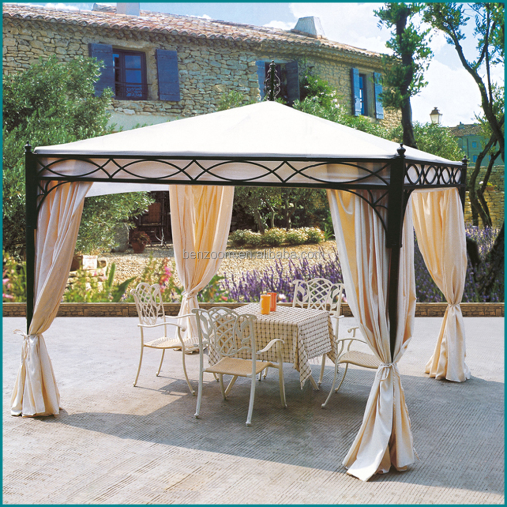 fantaisie parasol tonnelle de jardin coupe vent arbor 3 x 3 m carr m tal arbor made in china. Black Bedroom Furniture Sets. Home Design Ideas