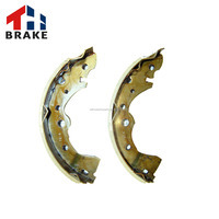 rear brakes backing plate S762 car brake shoe replacement