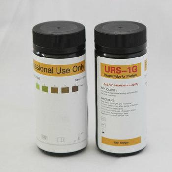 tiras reactivas de orina para diabetes mellitus
