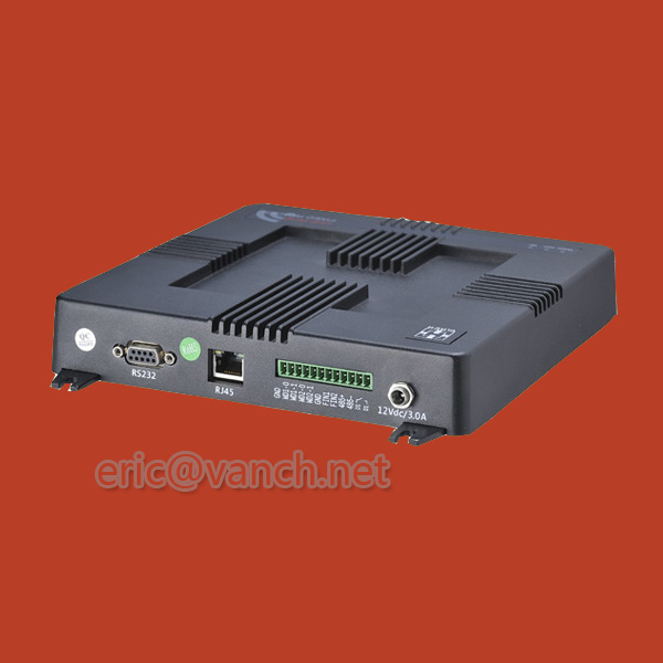 long range uhf rfid 4 ports fixed reader with impinj chip R2000 INDY and Linux OS