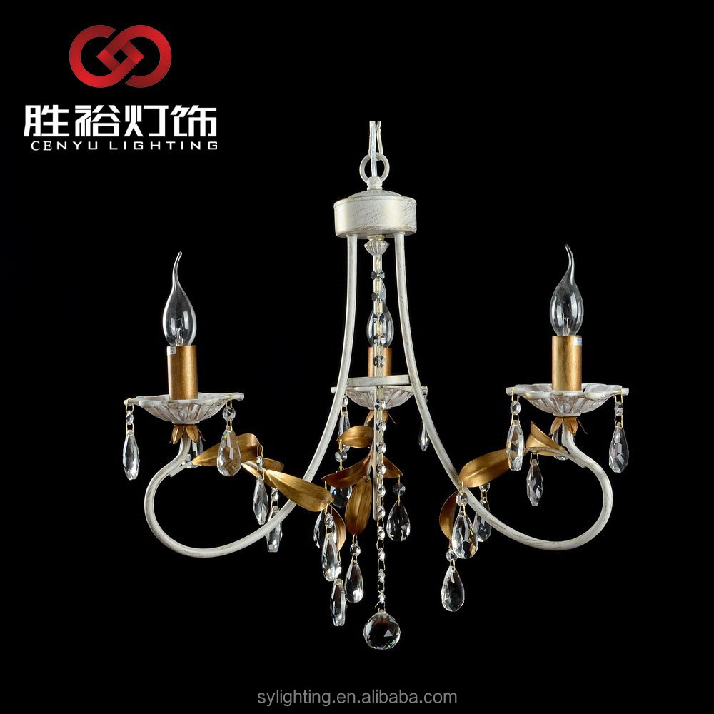 2015 design candle Die casting Copper type chandelier lamp wall light pendant light candle light