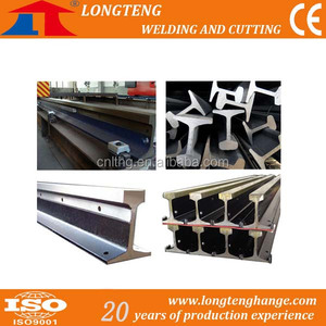 Gantry Machine Rail and Rack / CNC Guide Rail For CNC Plasma / Flame Cutting Machine