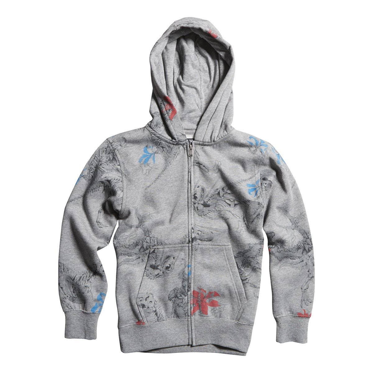 Fox Racing Kids Dyno-Might Fleece Hoody Zip Sweatshirt