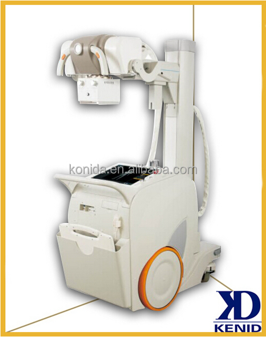 Mobile xray digital radiography system 20/32KW