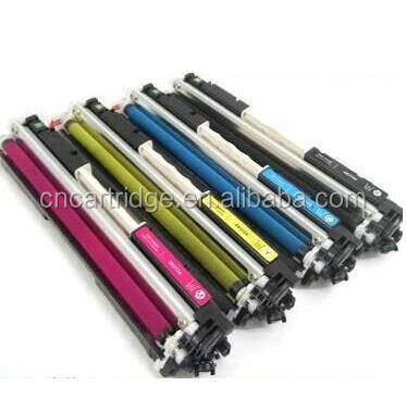 Compatible for HP CF350A/CF351A/CF352A/CF353A toner cartridge