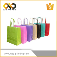 Recyclable, Durable and Recyclable,Eco-friendly Feature and Promotion Industrial Use kraft paper bags