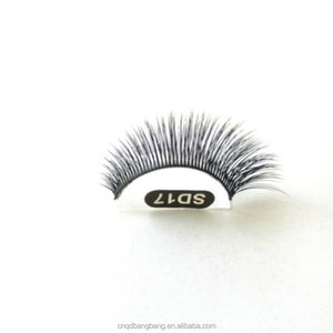 Shandong 3D Imitation Hair False Eyelashes
