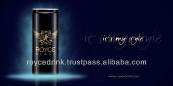 Whiskey Flavoured Energy Drink