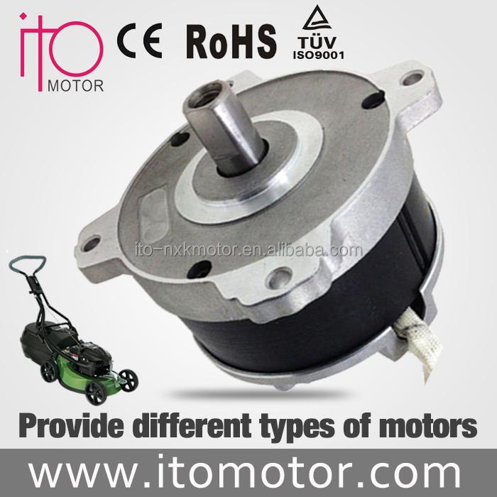 Elektrische grasmaaier motor borstelloze dc motorreductor for Lawn mower electric motor
