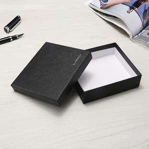 zip leather watch box pu leather watch box leather jewelry box