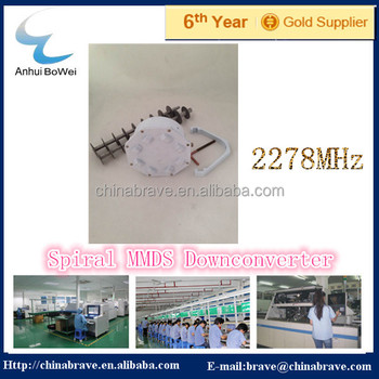 China Lnb Manufacturer Supply Digital Integrated Mmds Spiral ...