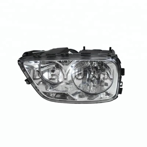 Heavy Truck head lamp head light assy for benz
