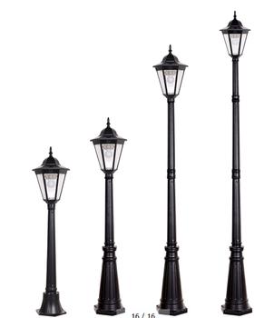 official photos 5dcc2 df358 Upgrade Solar Powered Street Vintage Outdoor Garden Solar Lamp Post Light  Lawn Light - Buy Solar Led Street Lights,Solar Street Lights Hyderabad,All  ...