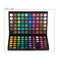 Waterproof 120 color eyeshadow new designs, hot new products eyeshadow kits for 2015, makeup factory 120