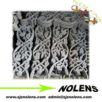 Manufacturer of Cast Iron Fence Pickets Fer Decore Elements,Cast/Forged Insert Ornaments from Branded Quality Factory