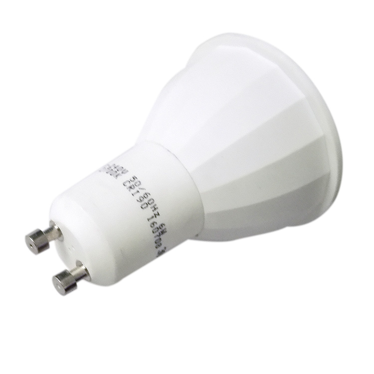 Halogen light source energy saving 6w dimming led cob gu10 led <strong>spotlight</strong>