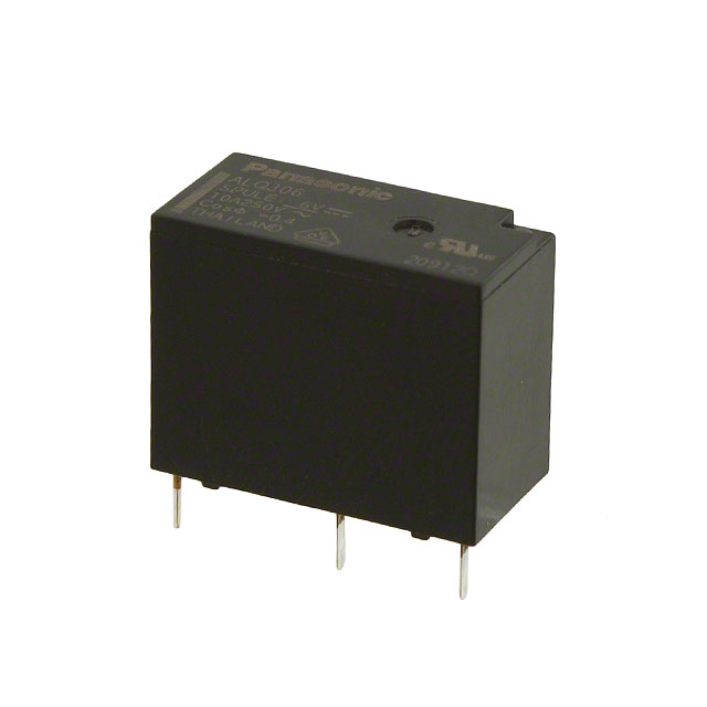 Original Automotive LKQ RELAY (SEMKO) LKQ1AF-12V-TV8-Y2-ND LKQ1AF-12V-TV8-Y2 LKQ1AF N/A