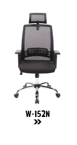 New office furniture executive office nylon chair with PU
