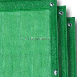 HDPE construction barrier fence plastic mesh safety net from China