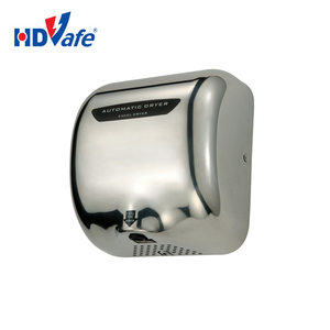 3U Manufacturer Energy Efficient China Air Electric Stainless Steel Hand Dryer