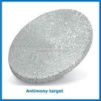 Antimony Sputtering Target, 99.9999% Antimony Target
