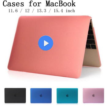 Full Color Crystal Laptop Case For Apple Macbook Air Pro Retina ...